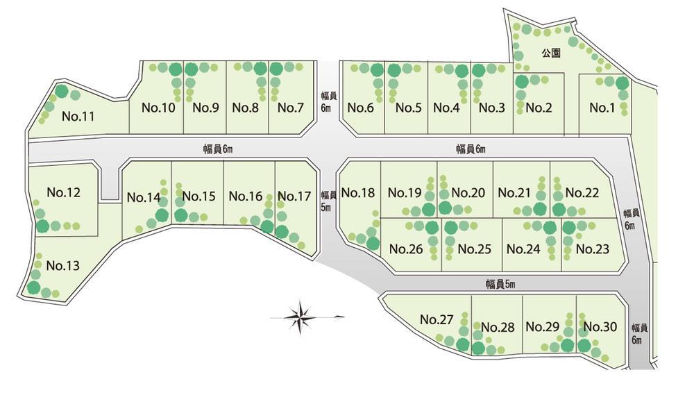 熊取町大久保南に全30区画の分譲地が誕生!<BR>保育所や小学校が近く、JR阪和線「熊取」駅も徒歩圏内なので通勤、通学やお出かけにも便利♪<BR>ファミリー層にうれしい住環境です。