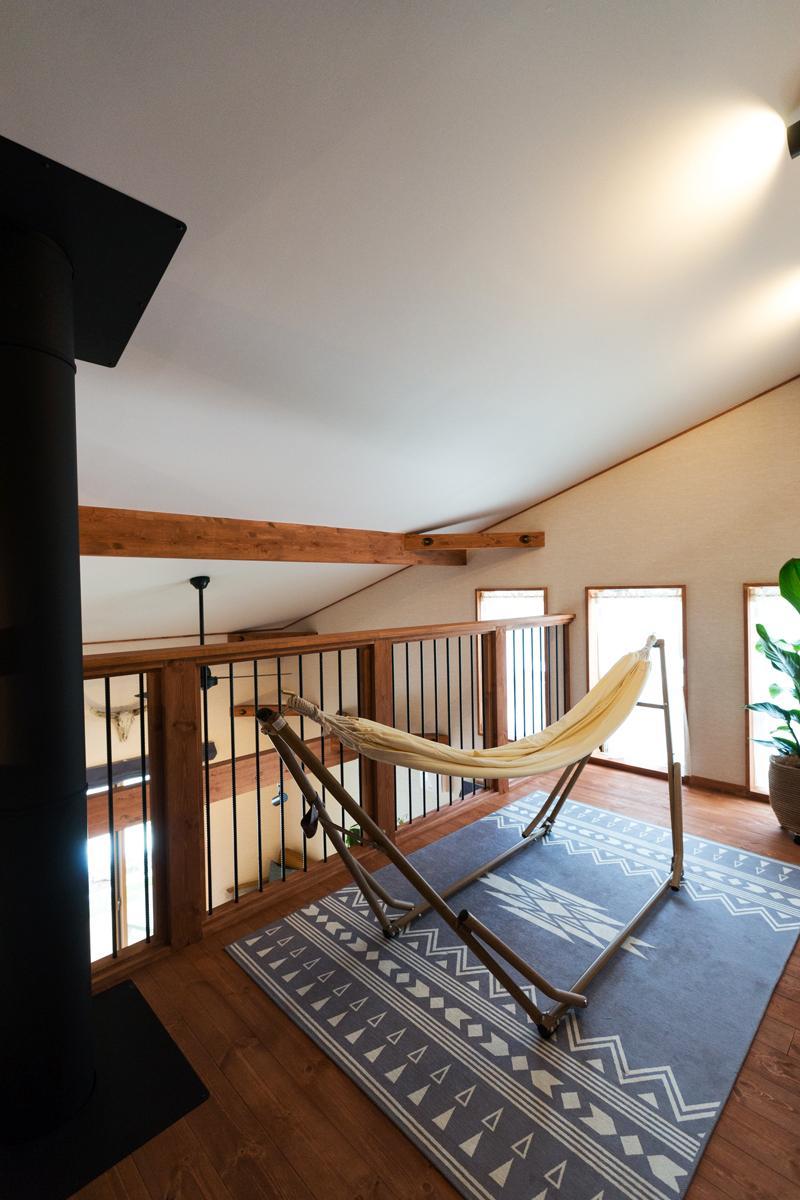 どこに居ても家族の気配を感じられる、平屋+αの家。 無駄のない美しいデザインの『LOAFER』はどんな風に暮らすかを大切にした住まい。