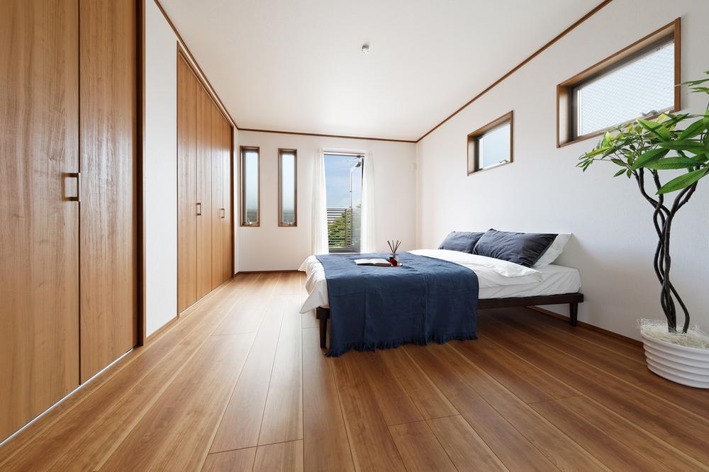 最新の住宅設備機器を備えた、理想のマイホーム