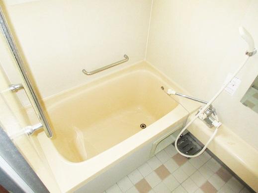 丁寧に使われていらっしゃたので綺麗なままの浴室です!