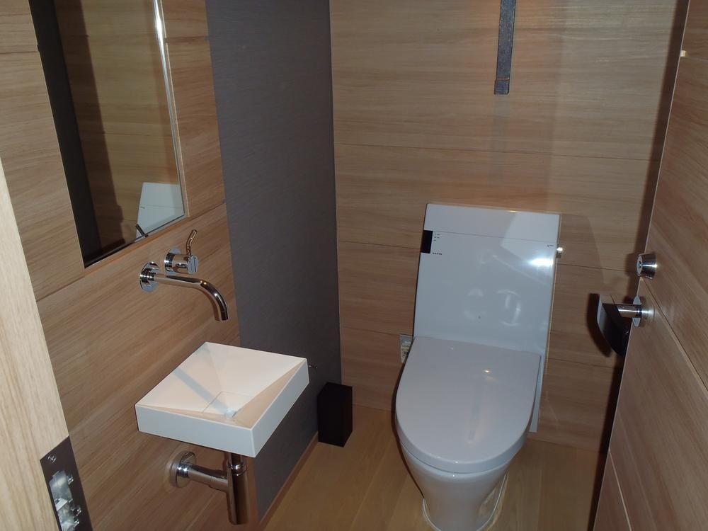 建物プラン例(1号地)WC