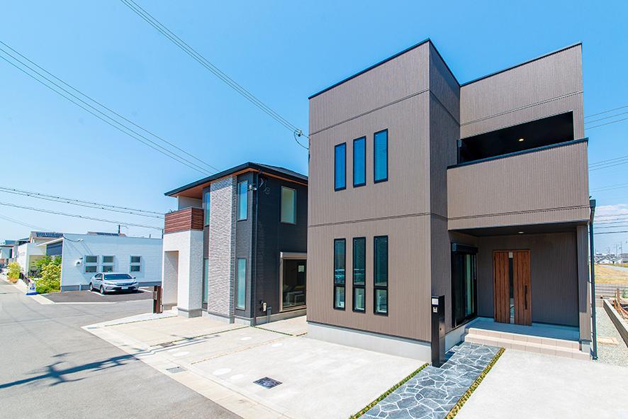 全359区画のビッグシティに待望のNEWモデルハウスが全7邸誕生!