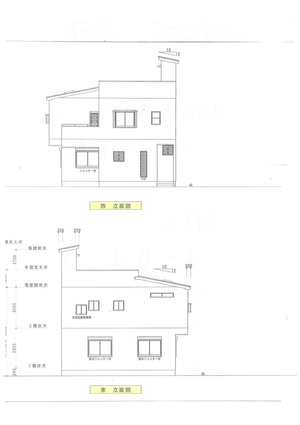 建物プラン例(B号地)建物価格1760万円、建物面積105.8m<sup>2</sup>