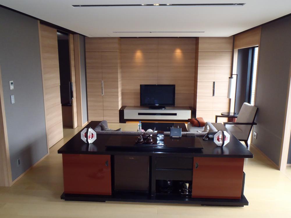 建物プラン例(C号地)施工価格1800万円、建物面積108.19m<sup>2</sup>