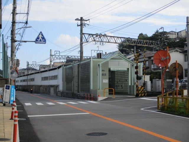 能勢電鉄鴬の森駅まで68m