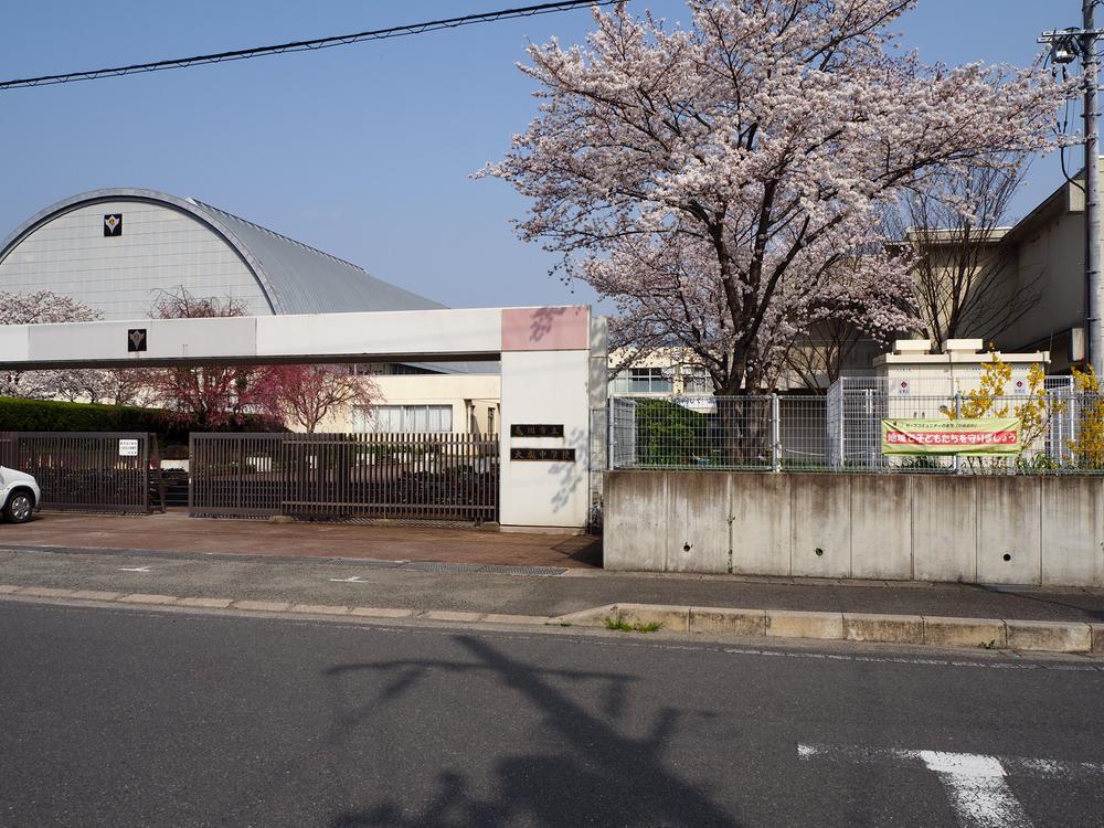 亀岡市立大成中学校まで500m