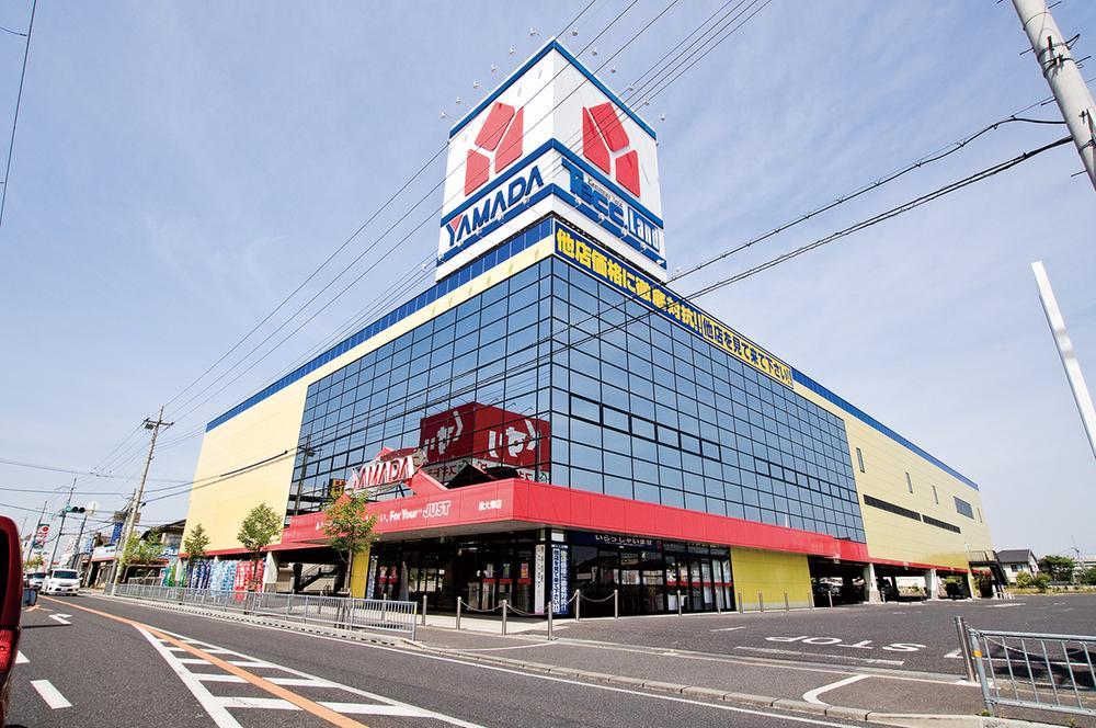 ヤマダ電機テックランド泉大津店まで1000m 徒歩13分。大型の家電量販店も徒歩圏内にございます。