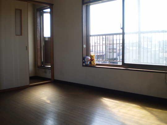 3階の洋室です。