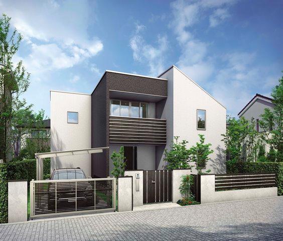 建物プラン例(2号地)4LDK、土地価格1797万円、土地面積169.79m<sup>2</sup>、建物価格1799万円、建物面積97.53m<sup>2</sup>