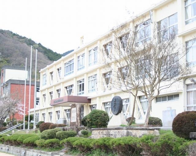 たつの市立新宮中学校まで3379m