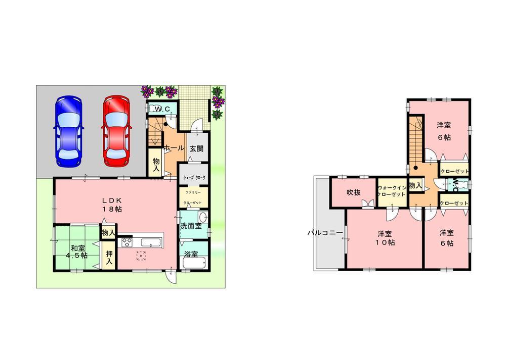 87号地モデルハウス