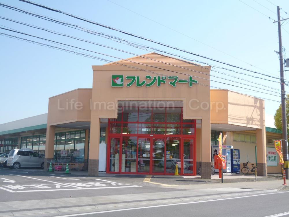 フレンドマート江頭店まで646m