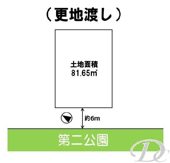 土地価格2280万円、土地面積81.65m<sup>2</sup>