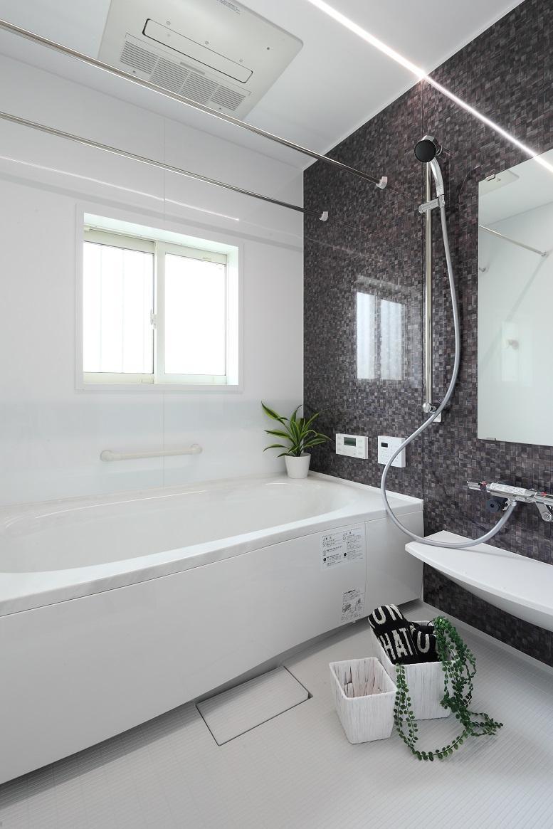 新モデルハウスE-12号地「ひろスマの家」浴室