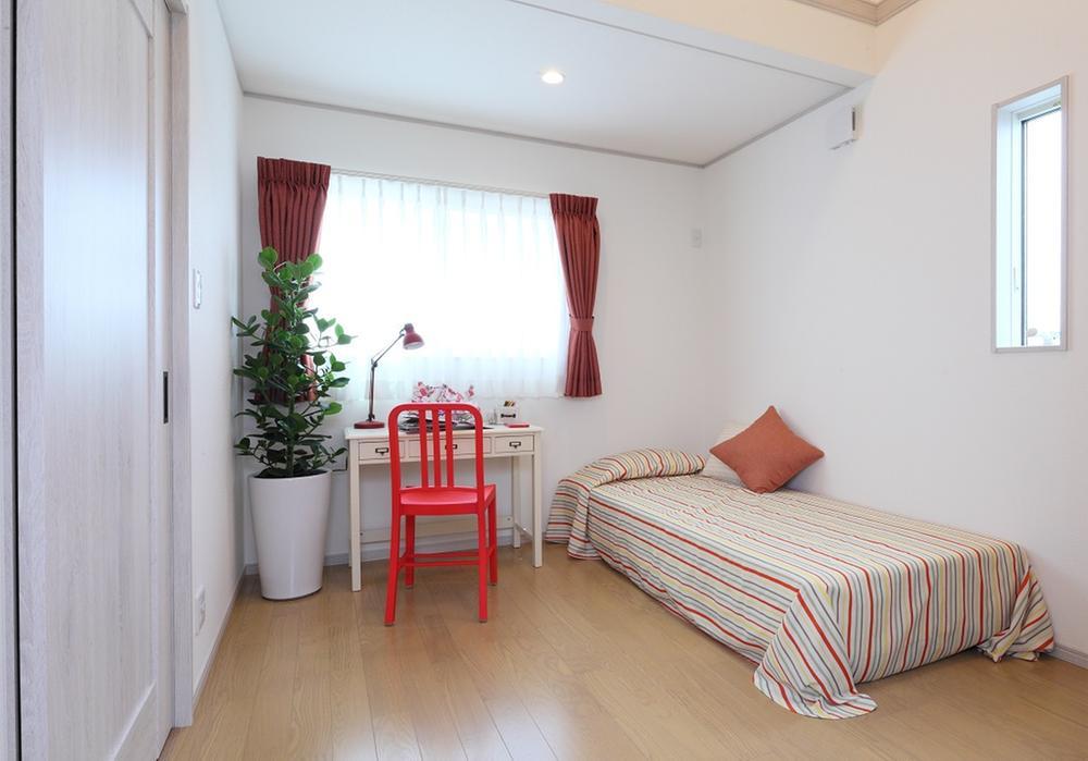 新モデルハウスE-12号地「ひろスマの家」子供部屋
