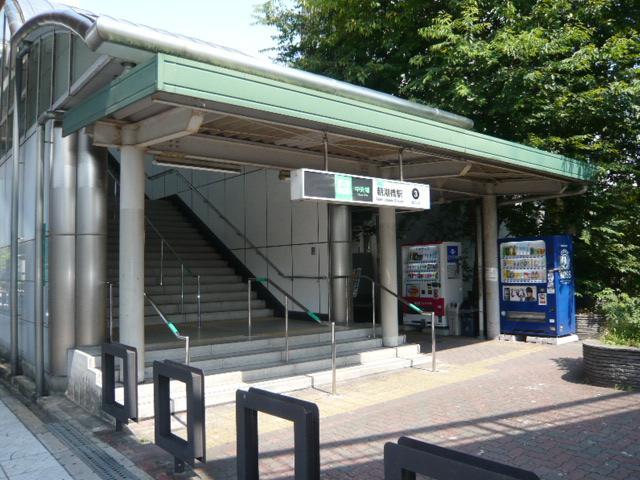OsakaMetro中央線 朝潮橋駅まで300m