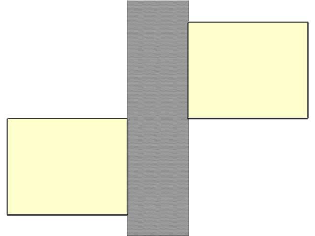 【全体区画図】<BR>敷地面積65.72m<sup>2</sup>(約19.88坪)~66.30m<sup>2</sup>(約20.05坪)の全2区画。建ペい率60%・容積率200%。土地の形状を活かして、様々なプランをご検討いただけます。