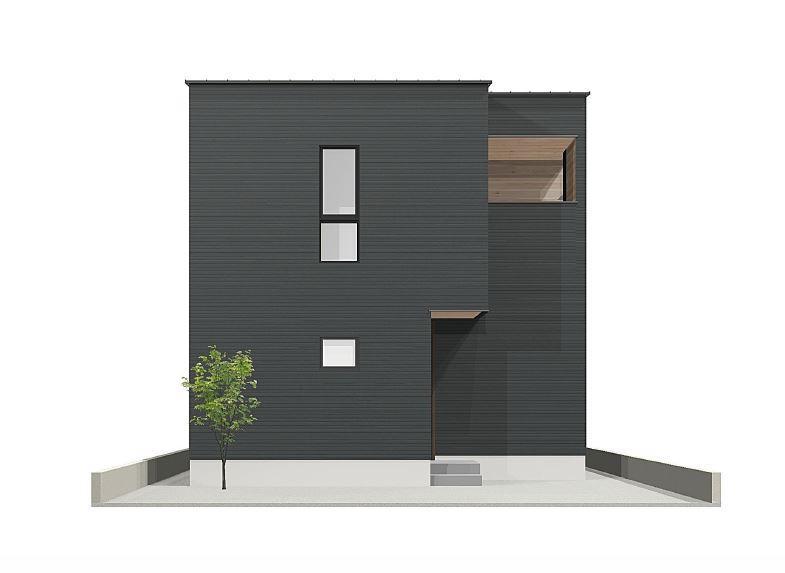 建物プラン例(外観写真)