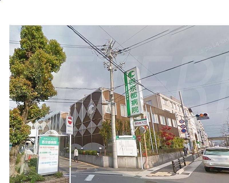 西京都病院まで737m