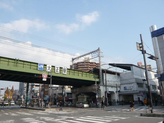 JR大阪環状線 大正駅 バス乗車20分 「鶴町4丁目」バス停まで80m