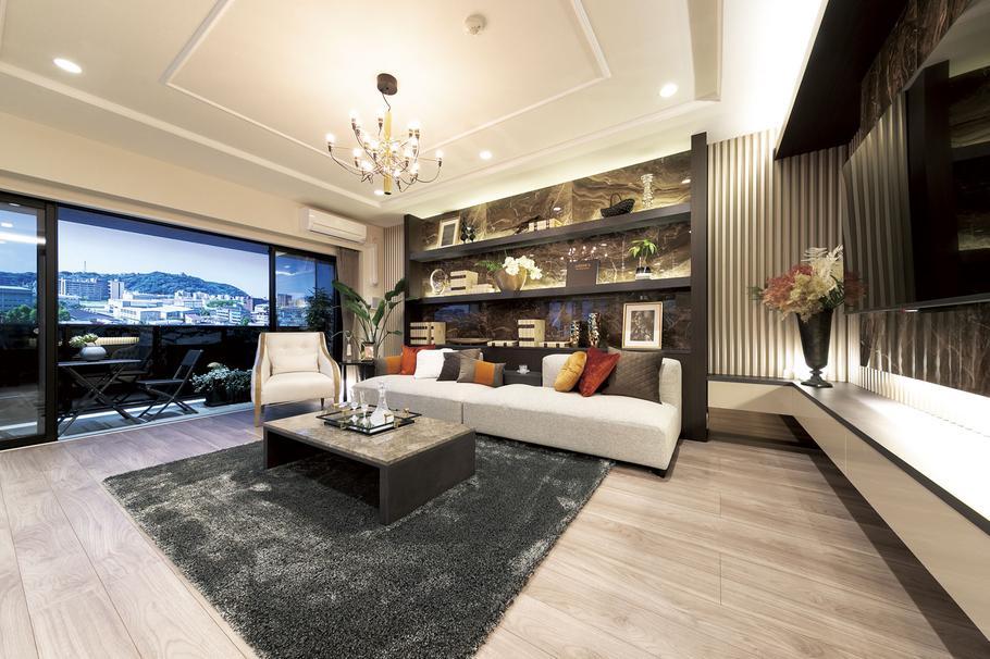 ブランシエラ道後樋又の室内の特徴画像