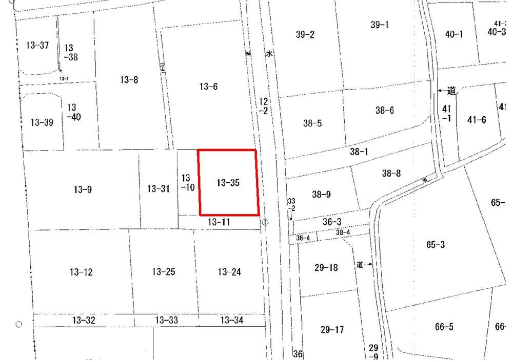 土地価格497万8000円、土地面積174.15m<sup>2</sup>
