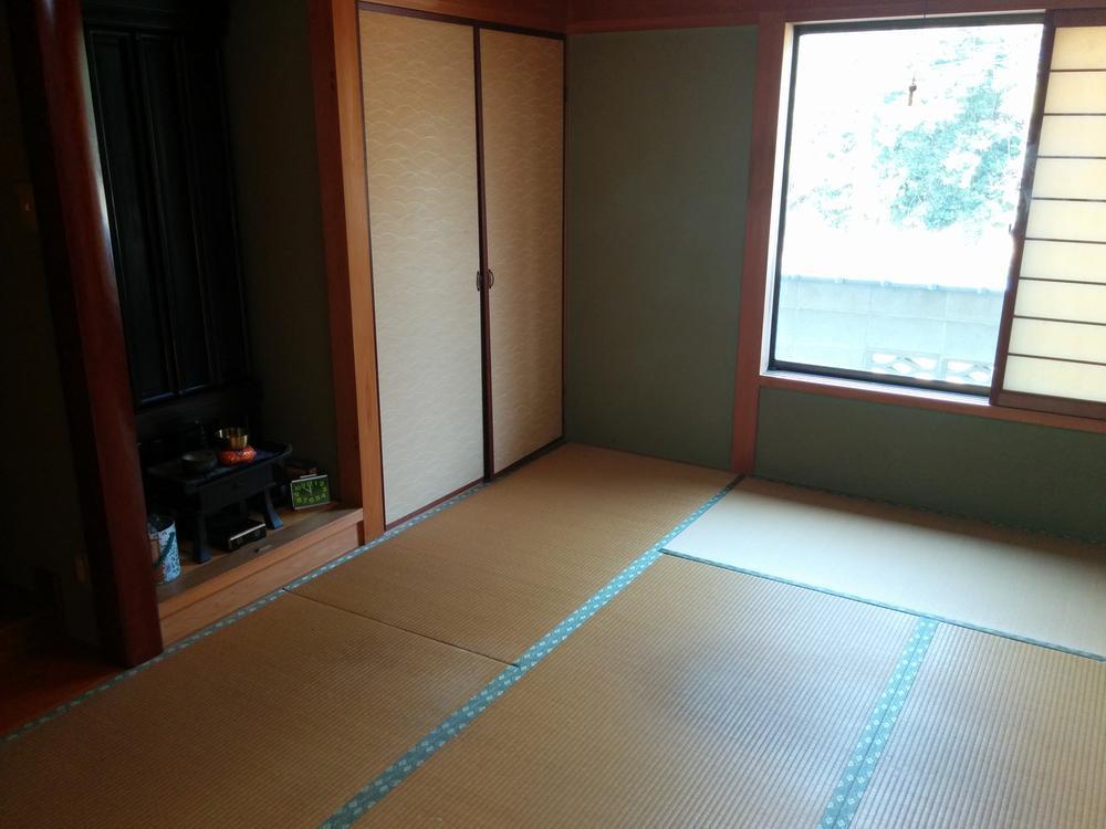 室内(2016年3月)撮影
