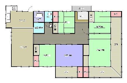 3500万円、5LDK、土地面積1,320m<sup>2</sup>、建物面積1,320m<sup>2</sup>