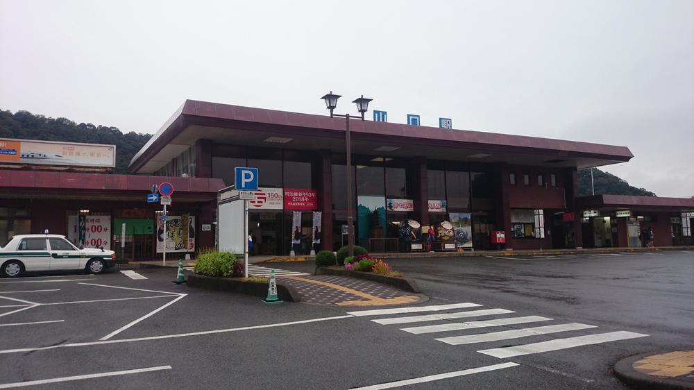 JR山口線山口駅まで1100m