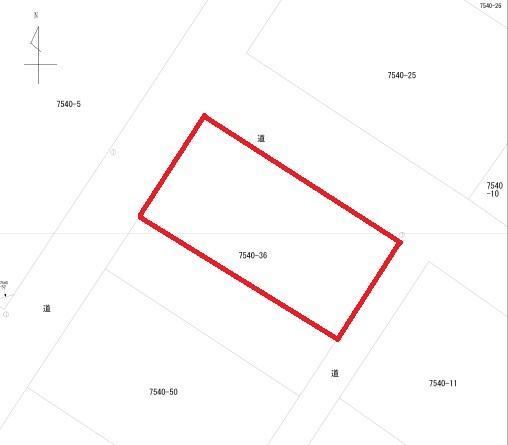 土地価格1372万円、土地面積378m<sup>2</sup>