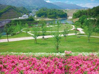 レイクサイド公園/2012年5月撮影