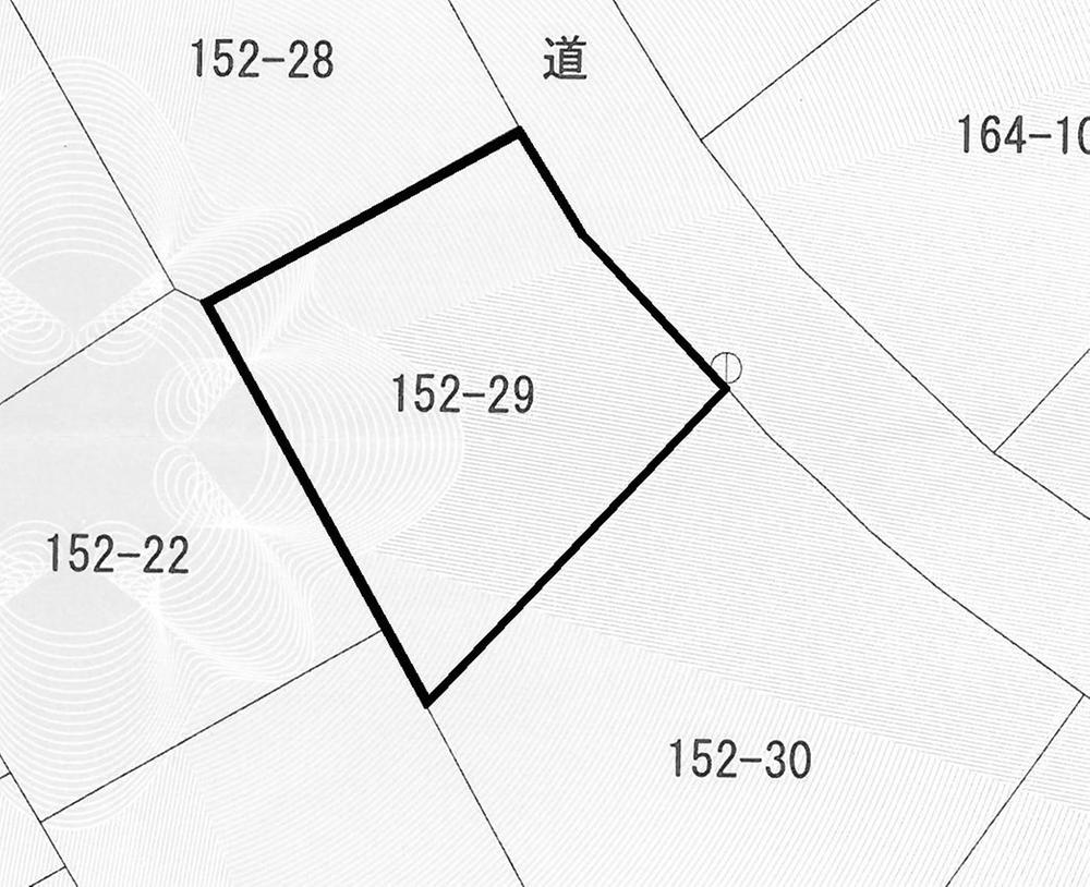 土地価格450万円、土地面積252.15m<sup>2</sup>