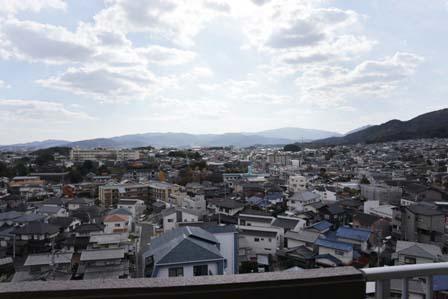 住戸からの眺望写真
