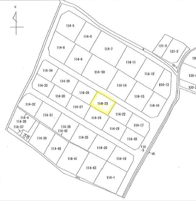 土地価格850万円、土地面積274.77m<sup>2</sup>