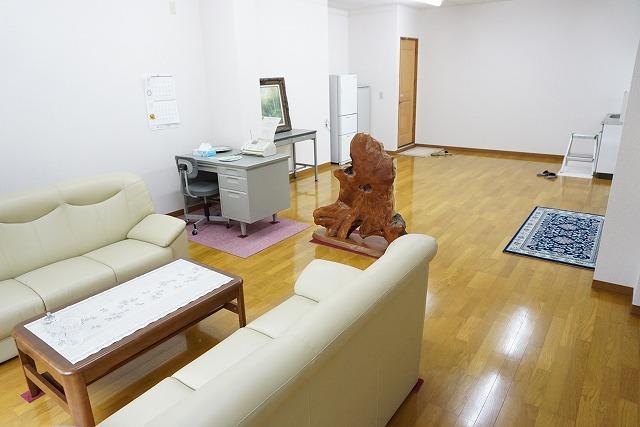 1階洋室≫事務所としても使えます!