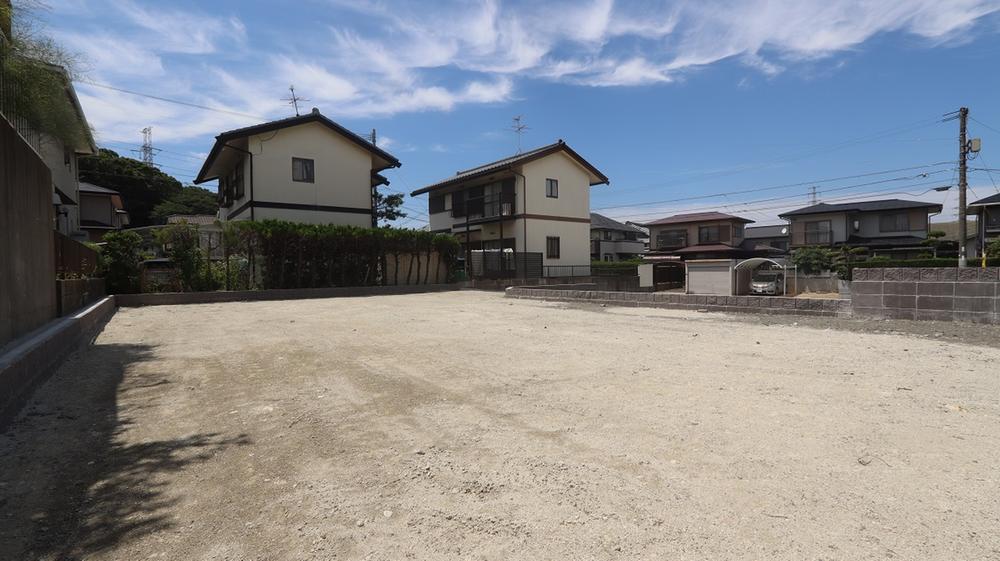 ついに若松区高須西に5区画限定の分譲地がオープン!