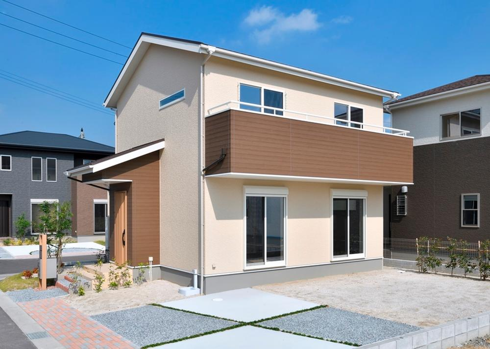 分譲住宅続々完成!お好きな間取りをお選び頂けます!
