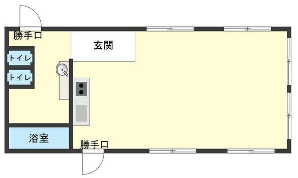 字名嘉真 2075万円