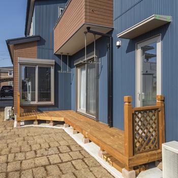 不二建設 間取りはパパ、デザインはママ。二人が理想に思う住まいを設計士がまとめカタチにの建築実例画像8