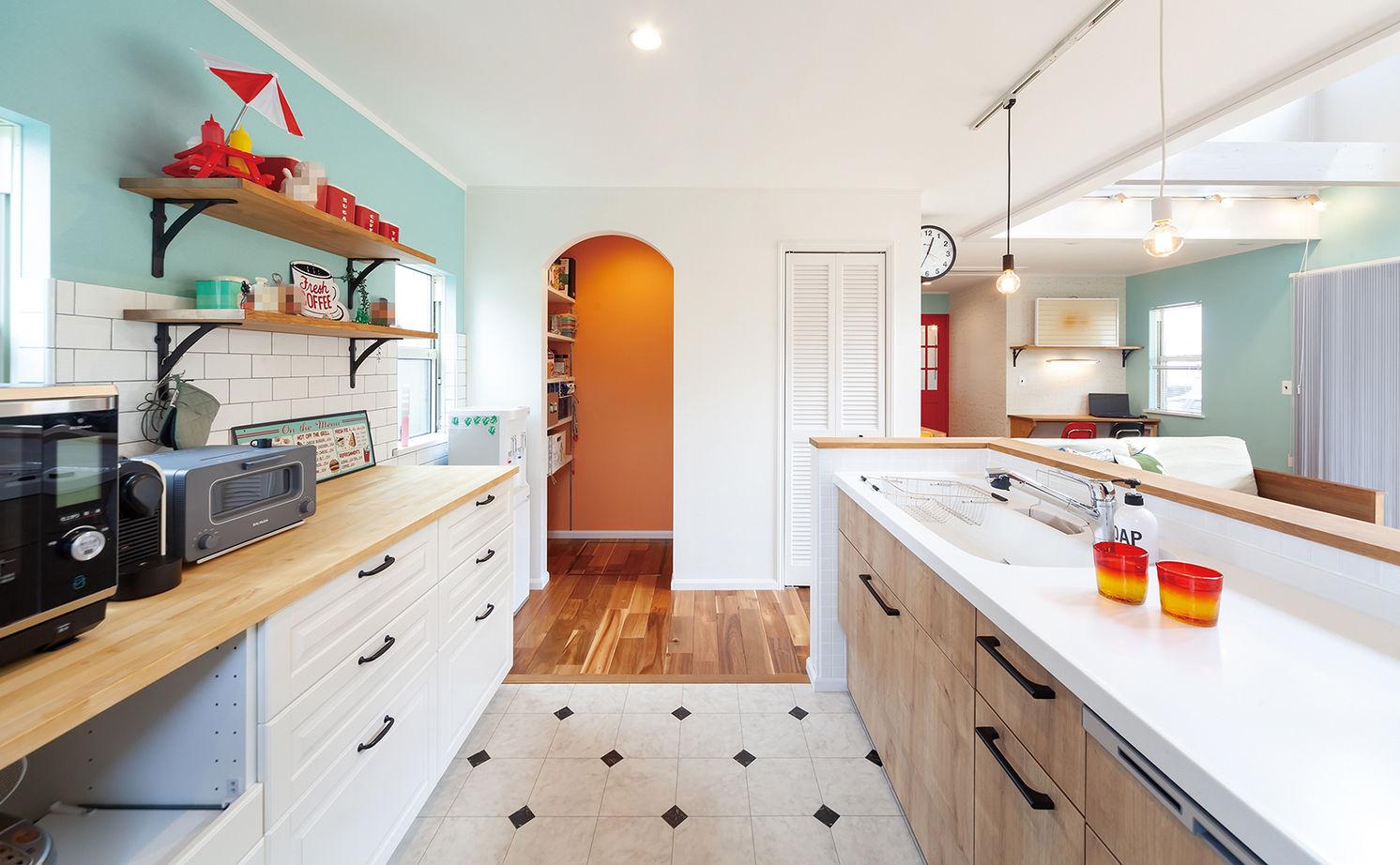 Suumo 1600 1699万円 間取りあり 50年代のアメリカが大好き ジーンズとロカビリーが似合う西海岸ハウス デザインハウス エフ の建築実例詳細 注文住宅