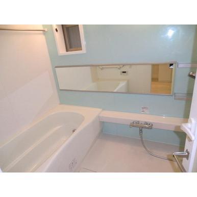 レジディア東松戸 3LDK/4階の風呂