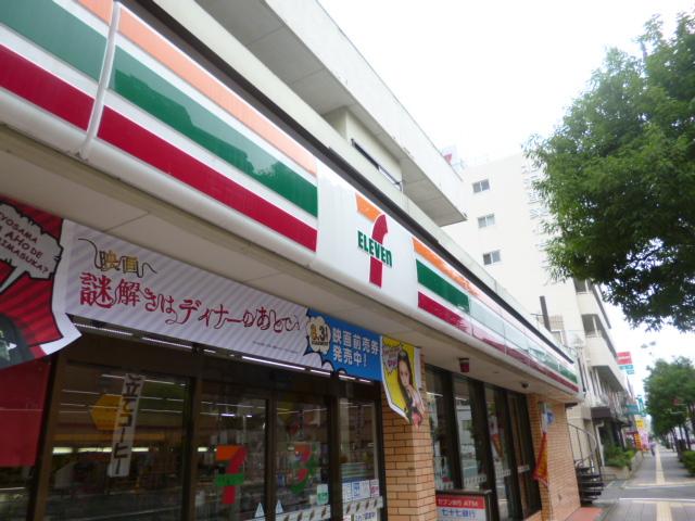 コンビニ セブンイレブン仙台五橋駅前店(コンビニ)まで154m
