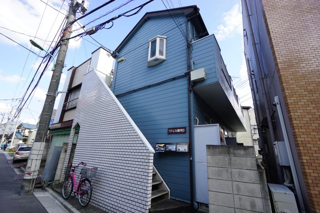 西川口コスモスパートIの外観