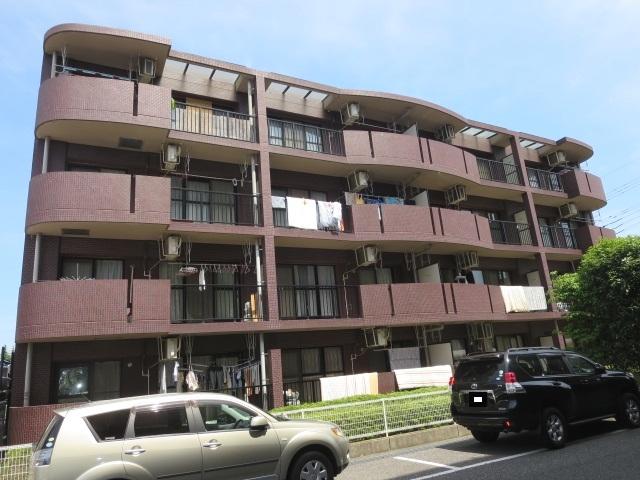 木村ロイヤルマンション4の外観