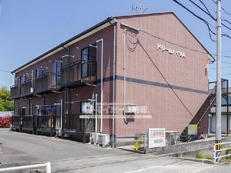 ドリームハイツ(東与賀)の外観