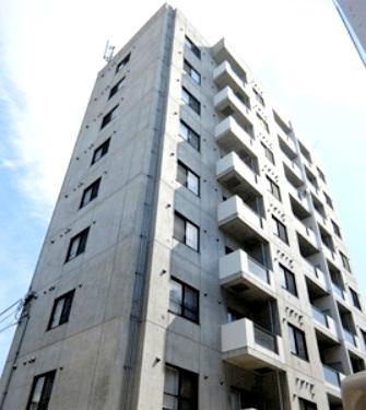 S-FORT東札幌ノルドの外観