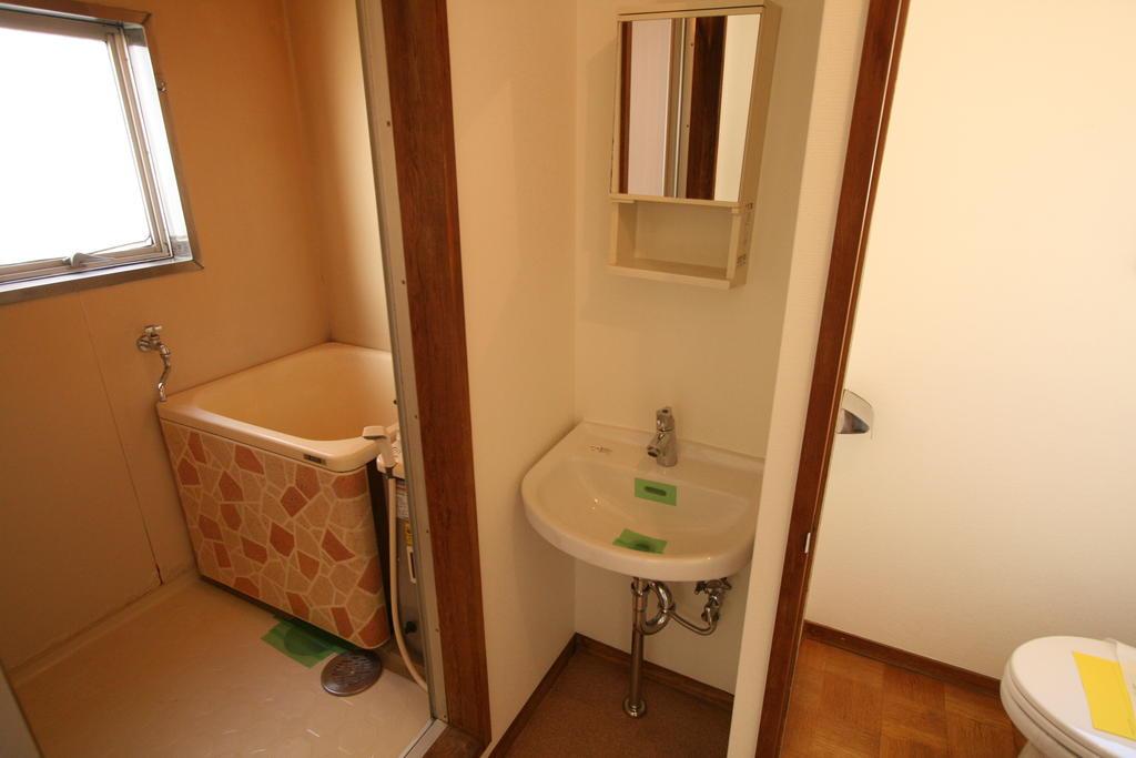 洗面設備 ※写真は他の部屋です。