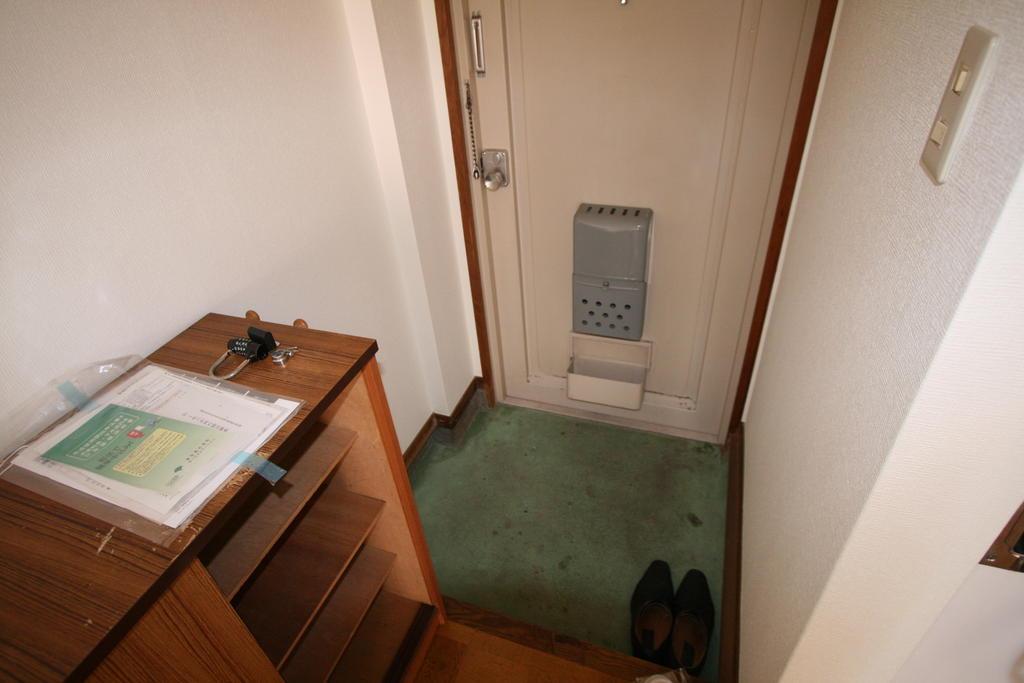 玄関 ※写真は他の部屋です。