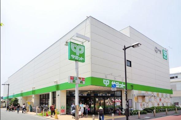 スーパー サミットストア板橋弥生町店(スーパー)まで829m