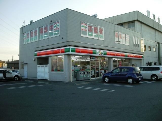 コンビニ サンクス宇都宮東簗瀬店(コンビニ)まで602m